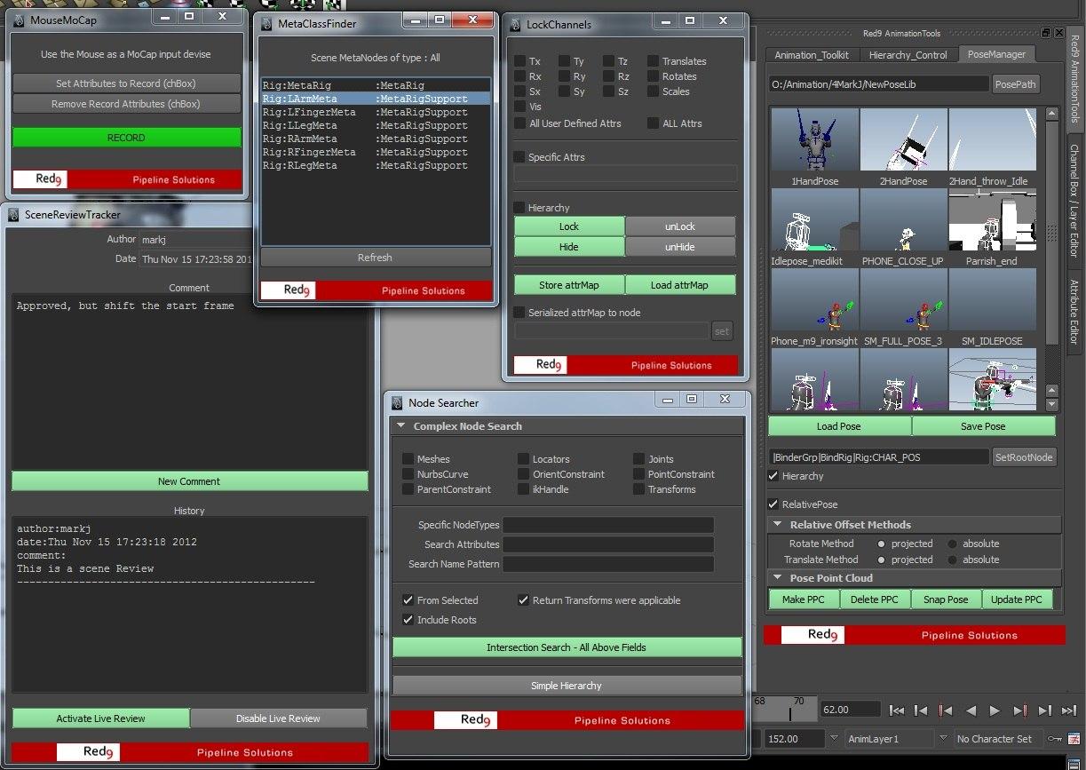 Red9 Studio Pack 1.2.9