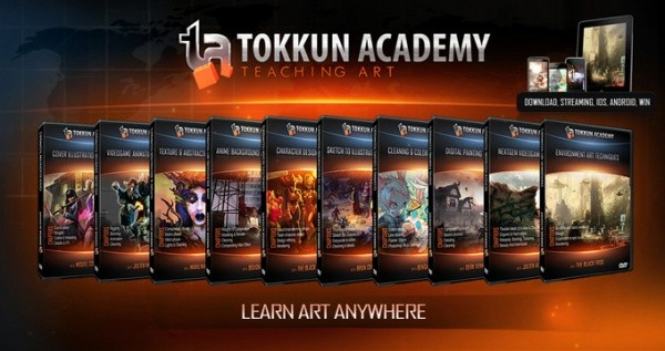 TOKKUN ACADEMY DVD