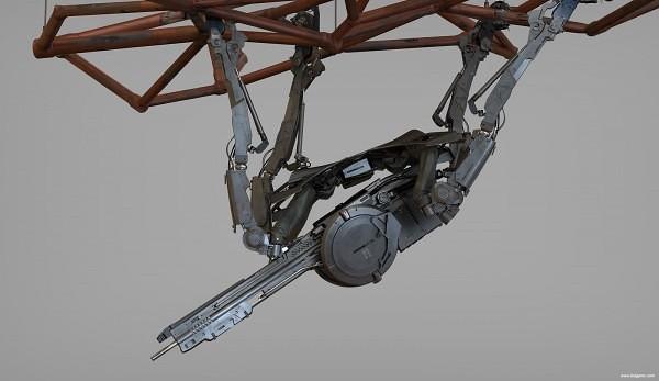 Sloth robot 2 compressed