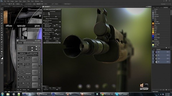 Skyshop Sneak Peek + Quixel's dDo image2