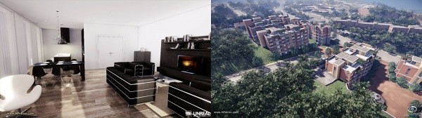 Real time architectural visualization by Hristo Petrov