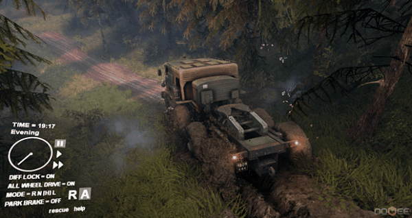 SPiNTiRES The Ultimate OffRoad Challenge