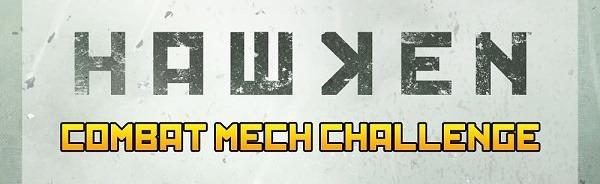 HAWKEN Combat mech Challenge