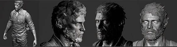 The Last of Us - Character Sculpts