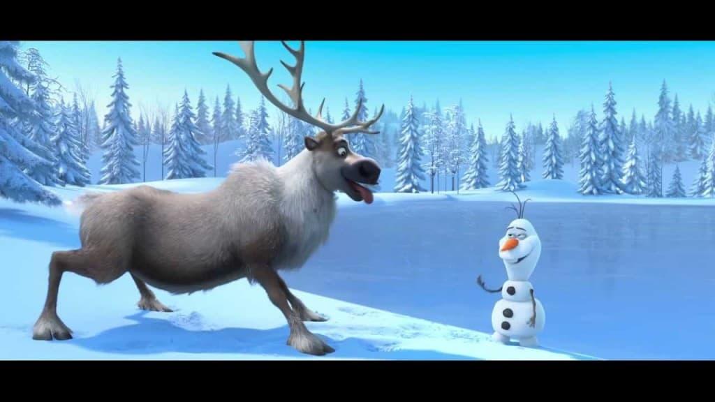 Disney's FROZEN First Look Trailer