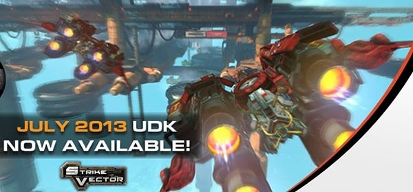 July 2013 UDK Now Avalilable