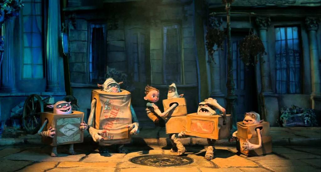 The BoxTrolls Theatrical Teaser