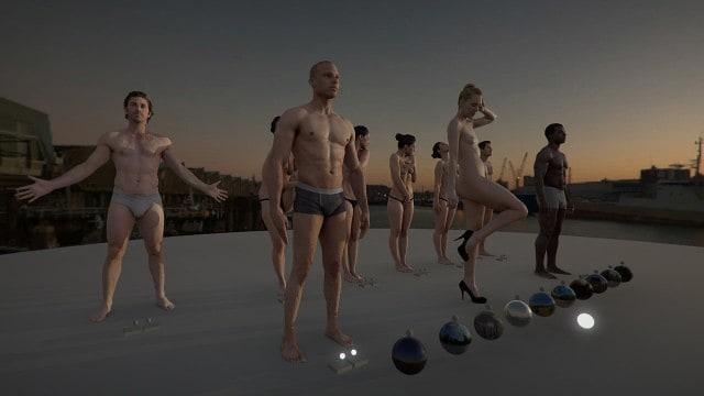 Multi-Sky 3D Scan Tools