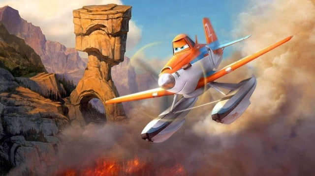 """PLANES 2 """"Fire and Rescue"""" Trailer"""