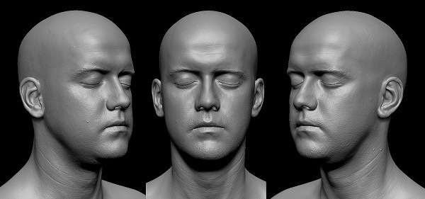 infinite 3D Head Scan