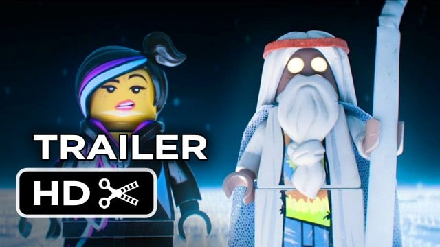 The LEGO Movie Extended Main Trailer