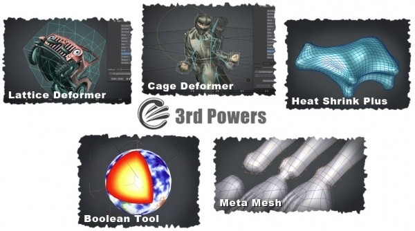 3rd Powers Plugins