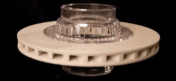 ProJet® 5500X composite clear