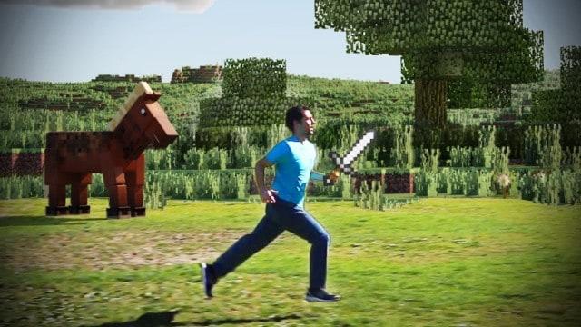 Birth of Man - a Minecraft film