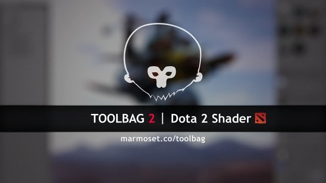Marmoset Toolbag 203 Dota2 Shader