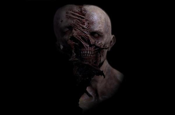 Creature Head Maya DX11 Viewport2.0