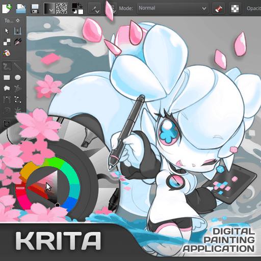 Krita - Digital Painting