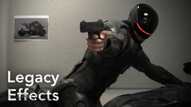 ROBOCOP - Making of the Suit - Legacy Effects