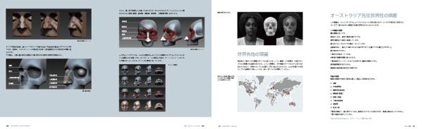 フェイス リファレンス キャラクターに個性を持たせる顔のしくみと作り方 サンプル1