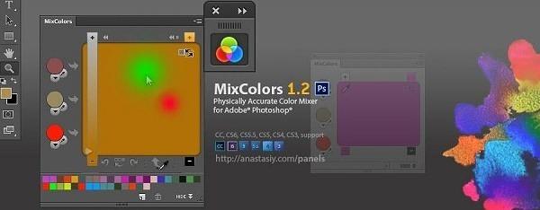 MixColors 1.2