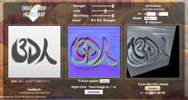 Normalmap-Online-test