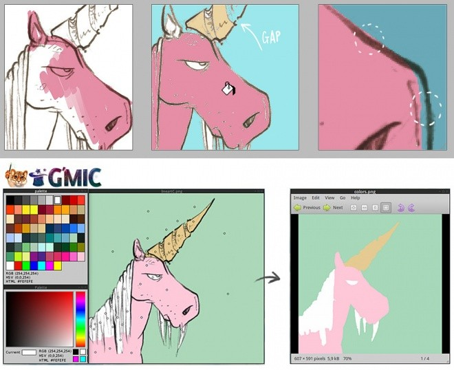 David-Revoy-Gmic-Colorize
