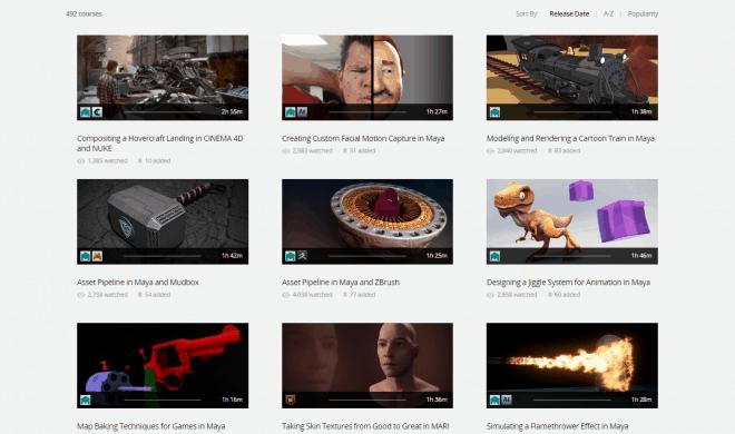3D Tutorials from the Pros   3D Training  3D Courses   Digital-Tutors