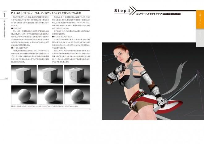 Practice! High-end 3D07