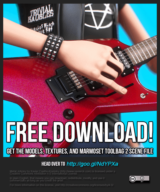 Metal Johnny Download