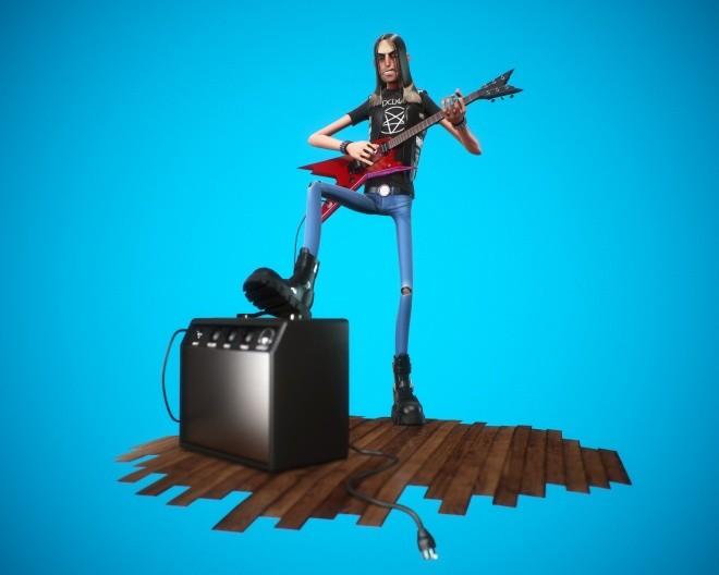 Metal Johnny