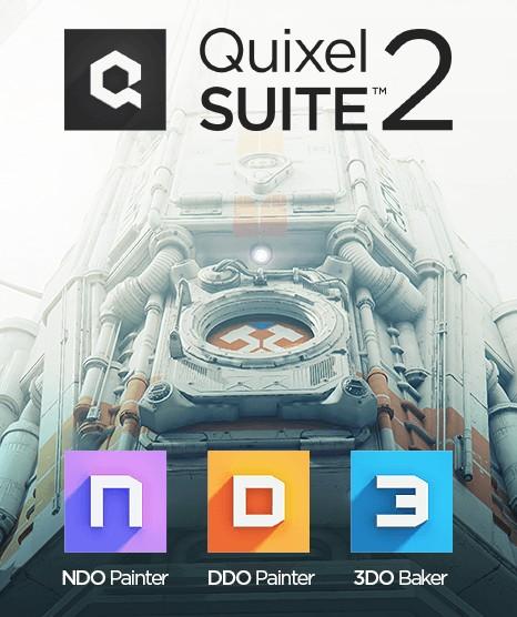 Quixel SUITE 2.0