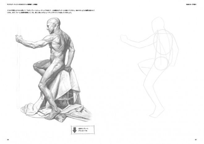 Sketch Workshop Anatomy08