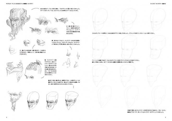 Sketch Workshop Characters01