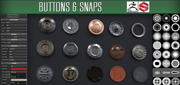 Substance Tools NEW_Buttons