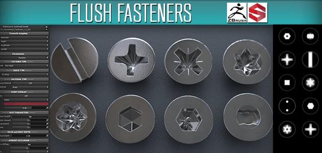 Substance Tools NEW_Flush