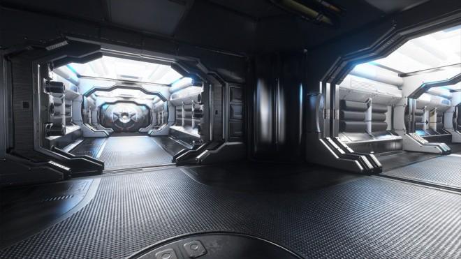 SEGI Beta corridor-light