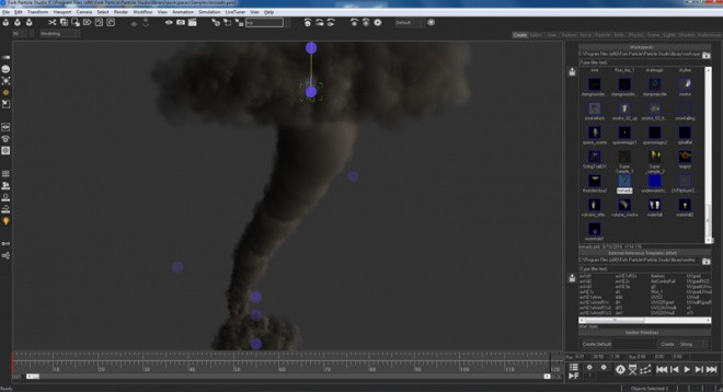 Fork Particle Editor 2