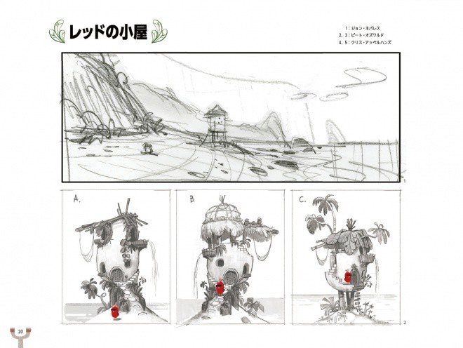 The Art of the Angry Birds Movie jp 003